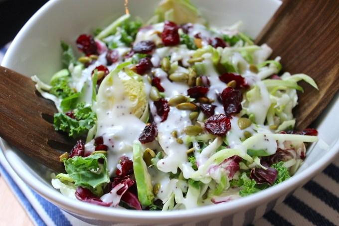 seven super foods salad
