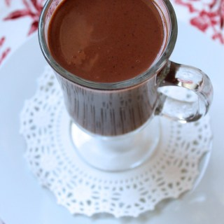Venezuelan Hot Chocolate