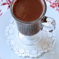 Chocolate caliente venezolano