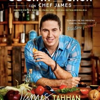 Cocina en casa con Chef James