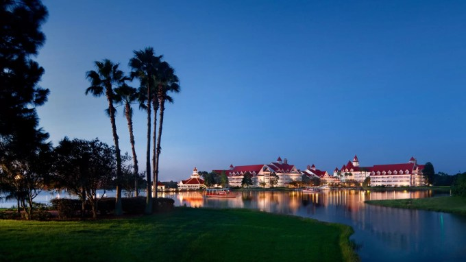 Disney's Grand Floridian Resort & Spa, chef Aimée Rivera