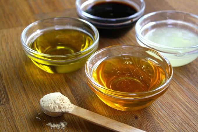ingredientes para salsa de miel by enrilemoine