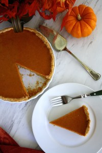 Simply perfect pumpkin pie - SAVOIR FAIRE by #enrilemoine #AD #pumpkinpie #pumpkinpierecipe