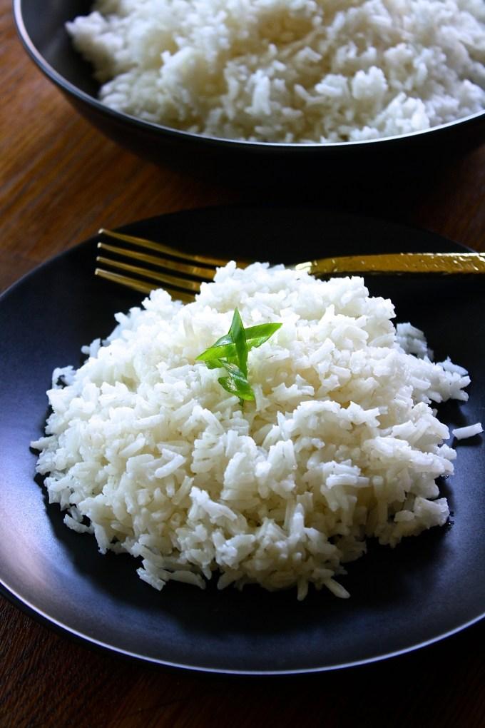 receta de arroz blanco sueltecito