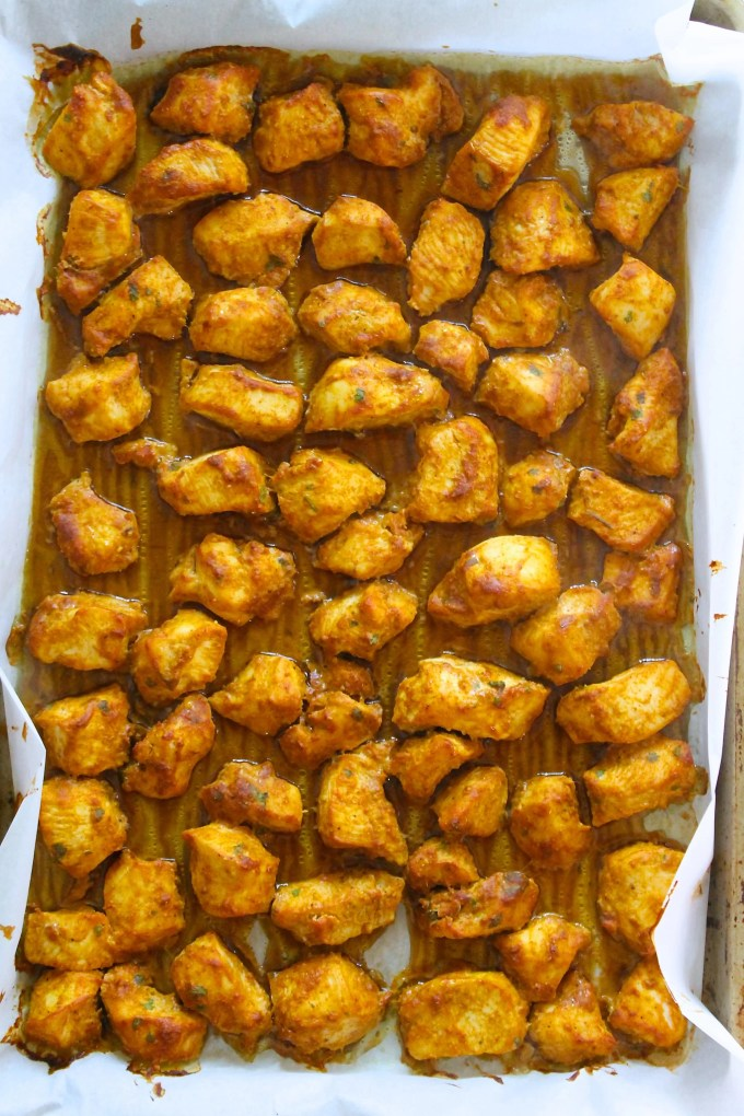 Chicken tikka by enrilemoine