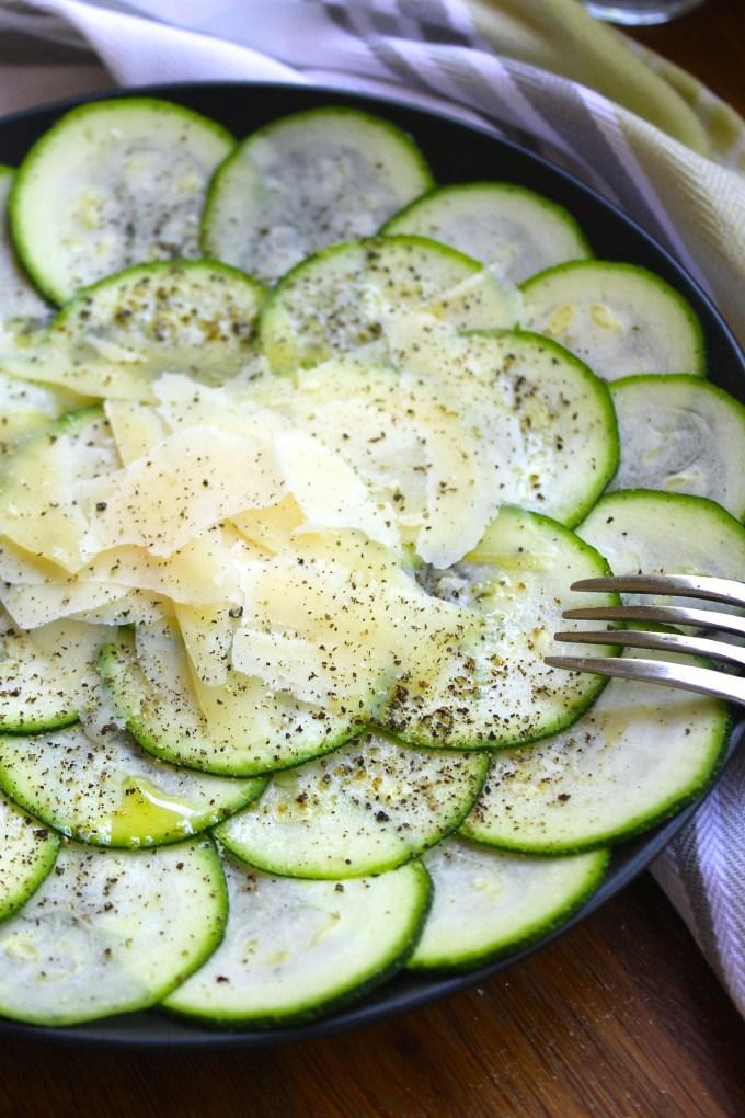 Zucchini Carpaccio by enrilemoine