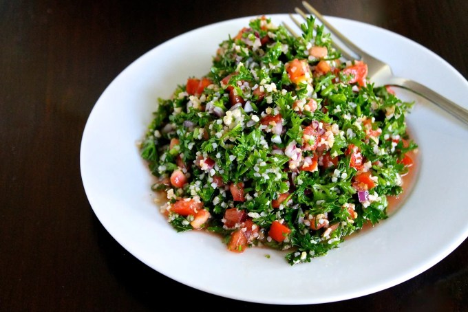 Tabbouleh or Tabouli salad by enrilemoine