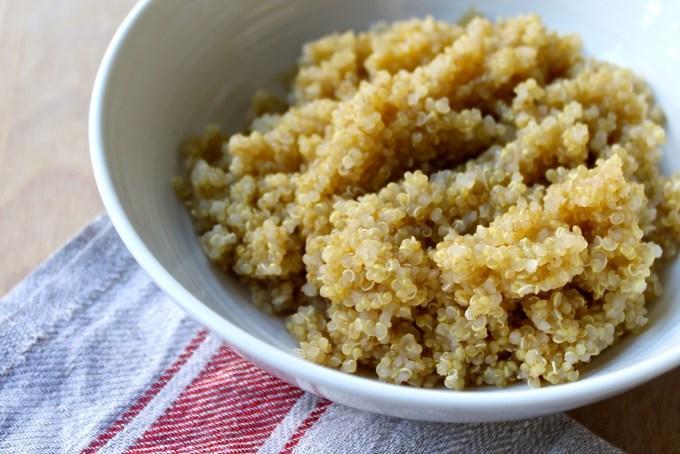 Perfectly Fluffy Quinoa by enrilemoine
