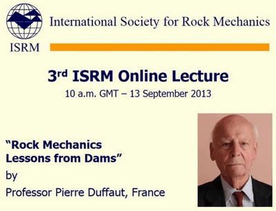 Rock Mechanics Lessons from Dams