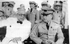 Anastasio Somoza garcía y la Guardia Nacional