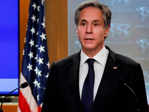 Secretario de Estado de Estados Unidos, Antony Blinken