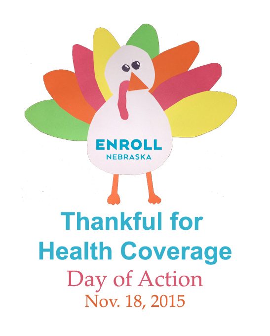Thankful for Coverage Logo