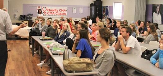 CNA CLASS