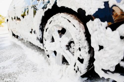 Foam nieve