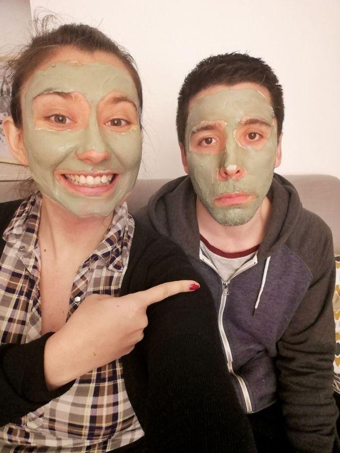 masque argile maison