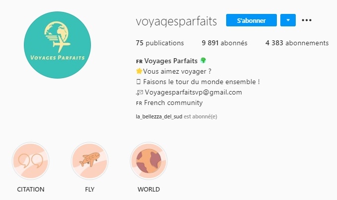 définition highlights instagram
