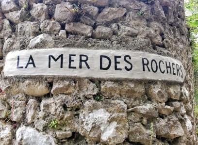 mer des rochers sauve