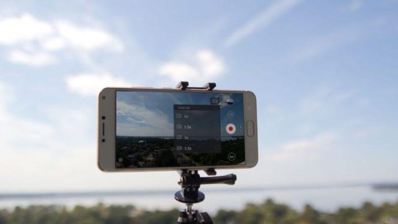 time lapse smartphone