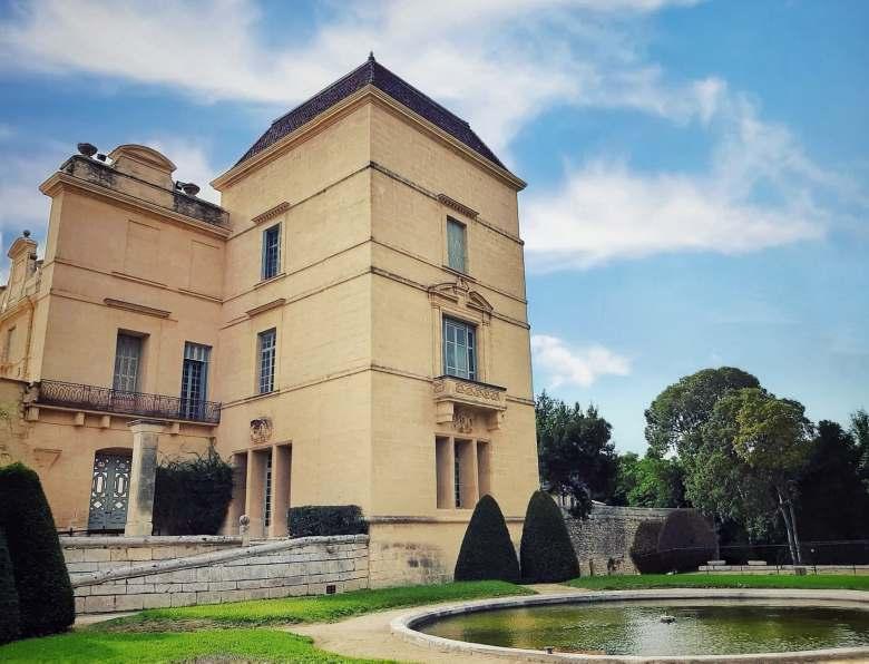 parc du château de castries