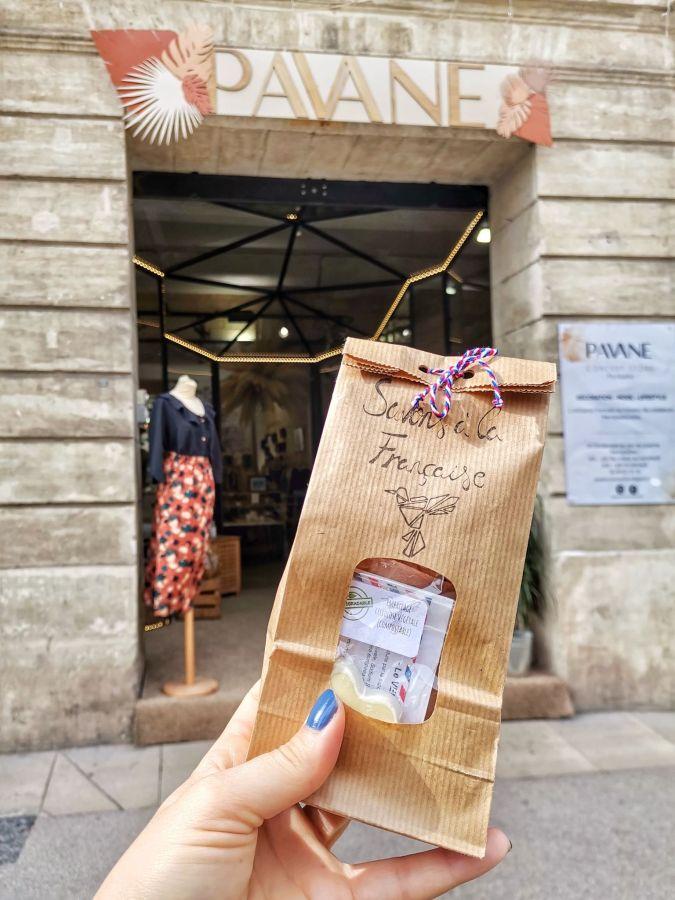 boutique pavane montpellier