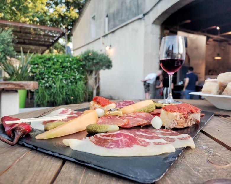 soirée vins tapas montpellier