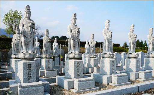 比叡山延暦寺大霊園永代供養墓