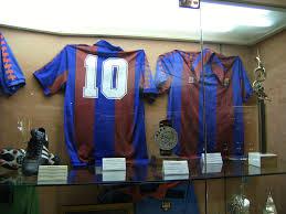 Maradona en Barcelona