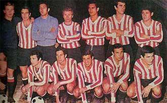 Finales Copa Libertadores Final 1969 - Estudiantes de La Plata (Argentina)