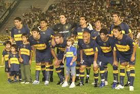 Finales Copa Libertadores Final 2007 - Campeón: Boca Juniors (Argentina)