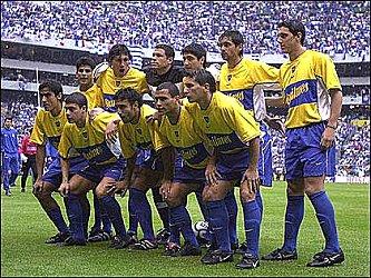 Finales Copa Libertadores Final 2001 - Campeón: Boca Juniors (Argentina)