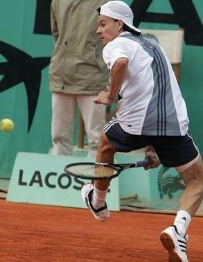Los jugadores de la legión argentina - Gastón Gaudio ph: BA Tennis