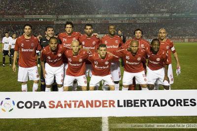 Finales Copa Libertadores Final 2010 - Campeón: Internacional (Brasil)