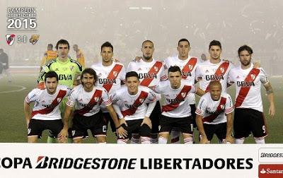 Finales Copa Libertadores Final 2015 - Campeón: River Plate  (Argentina)