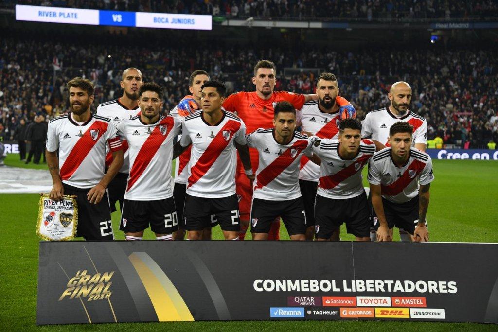 Finales Copa Libertadores Final 2018 - Campeón: River Plate (Argentina)