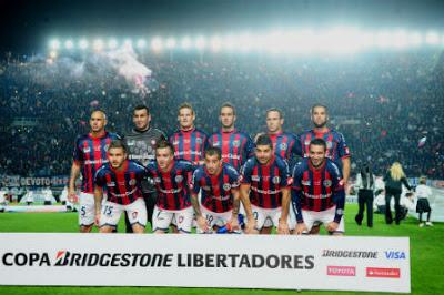 Finales Copa Libertadores Final 2014 - Campeón: San Lorenzo (Argentina)