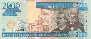 Boleterías del Quisqueya no están recibiendo papeletas de 2000 pesos