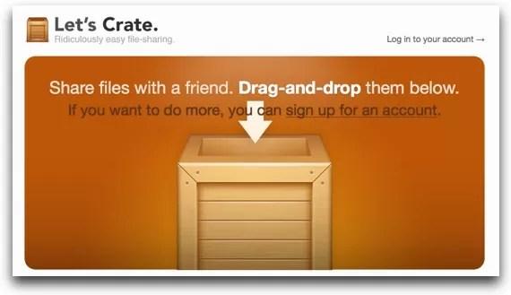 Sube archivos a Internet de una forma fácil