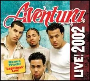 Nuevo disco «Live» de Aventura sale a la calle