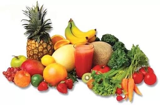 Según nuevo estudio: Consumir frutas y verduras mejora el tono de la piel