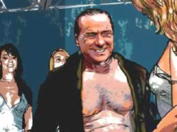 En Italia venden fotos de Berlusconi realizando actos sexuales