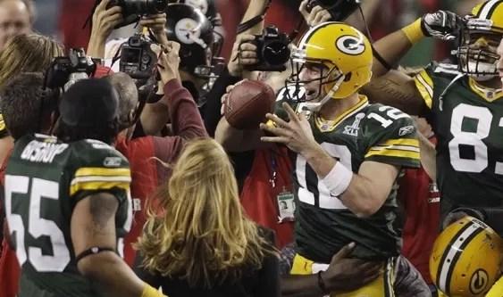 Los Packers de Green Bay ganaron el Super Bowl XLV