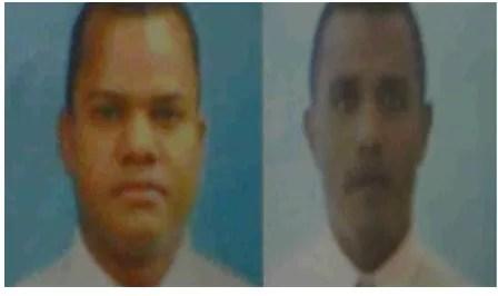 Siguen los asesinatos misteriosos hoy encontraron dos abogados baleados