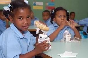 Reiniciarán este lunes desayuno escolar a 1.5 millones estudiantes