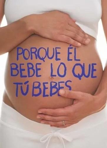 Un 35% de las europeas bebe alcohol durante el embarazo