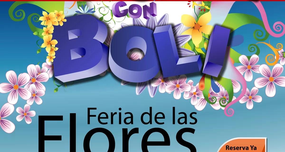 """Pa Colombia con Bolívar Valera """"El Boli"""" del 4 al 7 de agosto"""