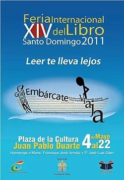 Lista de conferencias magistrales a presentarse en la Feria del Libro 2011