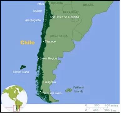 Sismo magnitud 5,9 sacude norte de Chile, sin daños