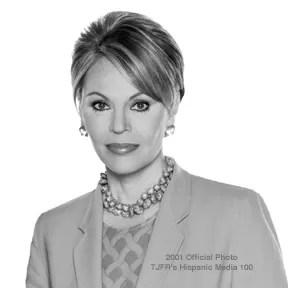 María Elena Salinas celebra 30 años en Univision