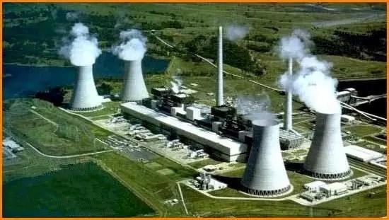 Las centrales nucleares en el mundo
