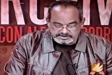 Alfonso Rodríguez le llama a Pedro Jiménez perro realengo, hijo de tu maldita madre, no me hagas hablar..